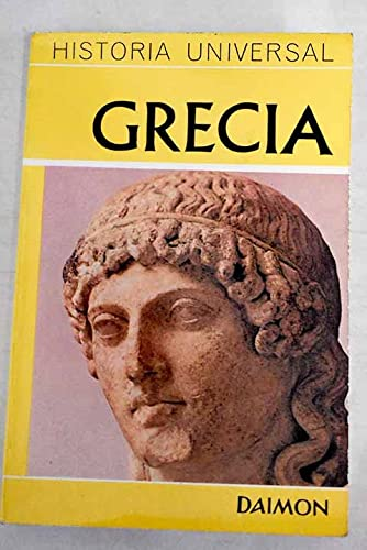 HISTORIA UNIVERSAL GRECIA: CARL GRIMBERG