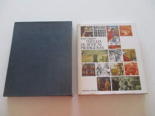 9788423300853: Tertulia de boticas prodigiosas (Spanish Edition)
