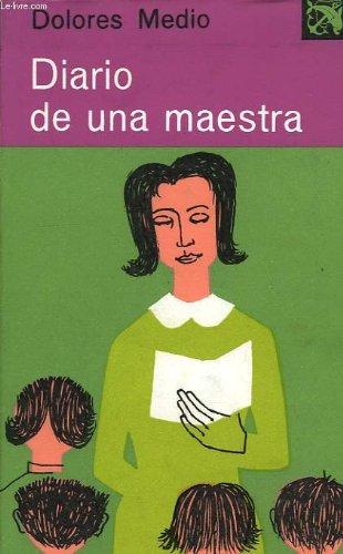 9788423301805: Diario de una maestra