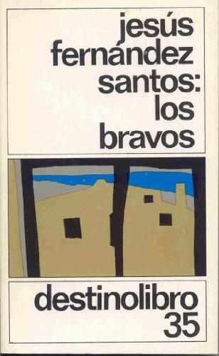 9788423306756: Los Bravos (Spanish Edition)