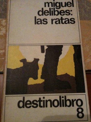 9788423307241: Las ratas (Spanish Edition)