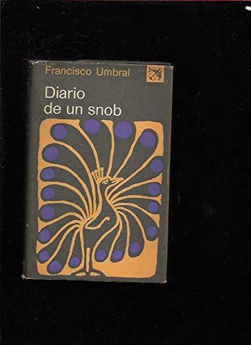 DIARIO SNOB. AD-427.: n/a