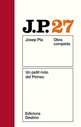 9788423308569: O.C.J.Pla 27 Petit Mon Del Pirineu