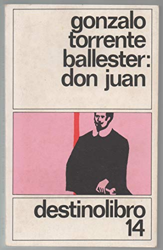 9788423308880: Don Juan (Spanish Edition)