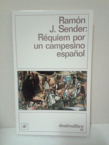 9788423309146: Requiem Por UN Campesino Espanol