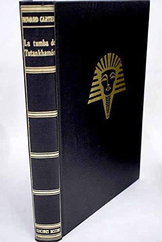 9788423309504: Tumba de tutankhamon, la
