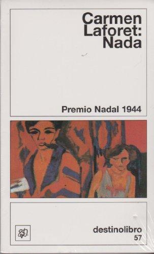 9788423309894: Nada ((2) Destinolibro)