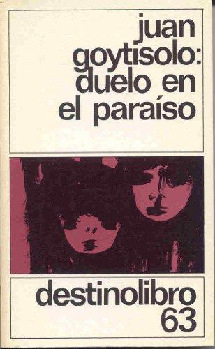 9788423309962: Duelo en el paraiso (Colección Destinolibro)