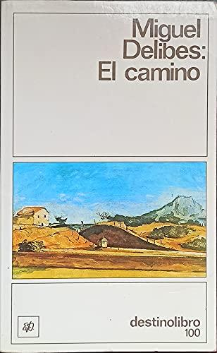 9788423310357: Camino, el: El Camino ((2) Destinolibro)