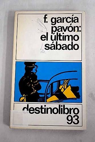 9788423310586: ULTIMO SABADO. DL-93.