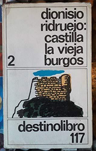 9788423310630: Castilla la vieja. t.2.Burgos