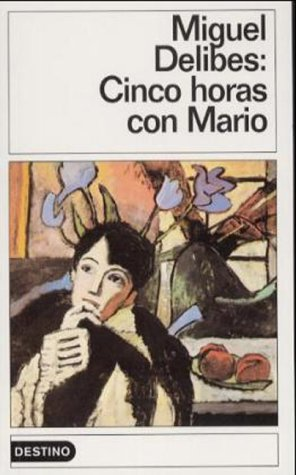 9788423311309: Cinco horas con Mario (Destinolibro) (Spanish Edition)