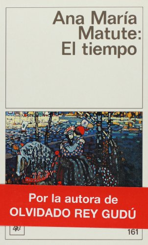9788423311576: El tiempo (Coleccibon Destinolibro; 161) (Spanish Edition)