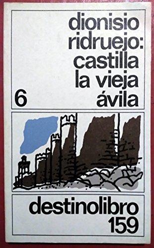 9788423311620: Castilla la Vieja (Coleccion Destinolibro ; v. 159) (Spanish Edition)