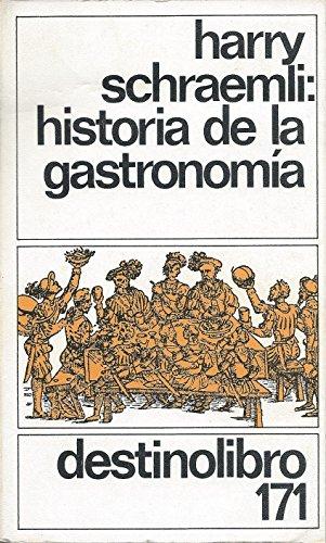 9788423311910: Historia de la gastronomia