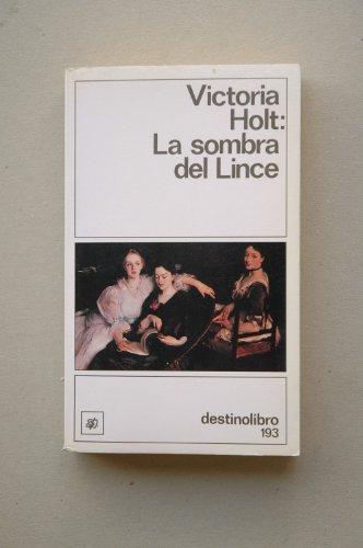 9788423312238: LA Sombra Del Lince/the Shadow of the Lynx (Destinolibro, 193) (Spanish Edition)