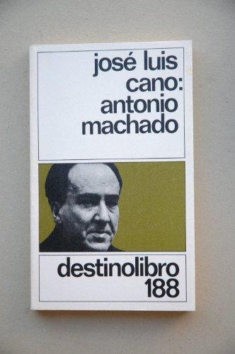 9788423312283: Antonio machado