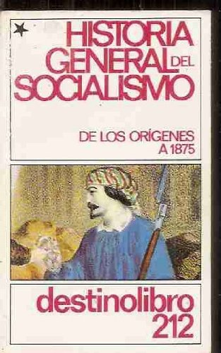 9788423313051: Historia General Soc. 1875 - Tomo 1 - (Spanish Edition)