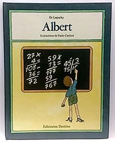 9788423314003: Albert: Albert (Einstein) (Coleccion)