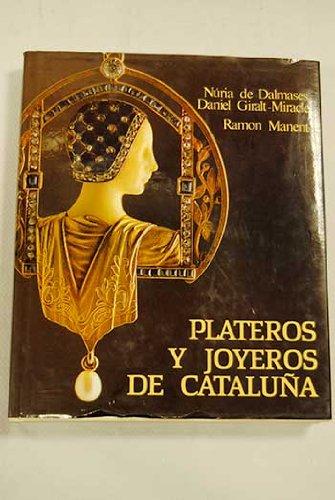 9788423314355: Plateros y joyeros de Cataluña (Libros de arte) (Spanish Edition)
