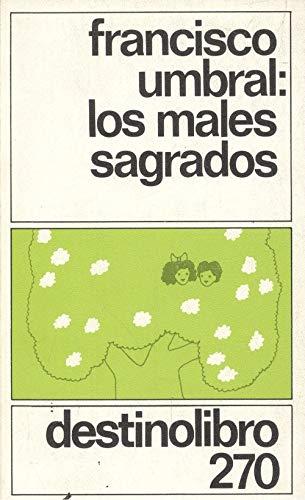 9788423316380: Los males sagrados