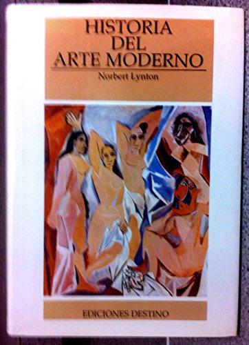 9788423316809: Historia del arte moderno