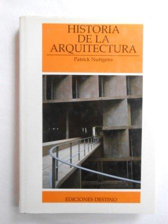 9788423317011: Historia de la arquitectura