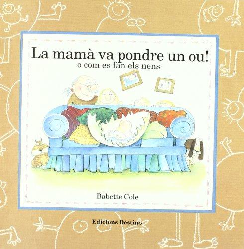 9788423322893: La Mama Va Pondre Un Ou (Apel·les mestres català)