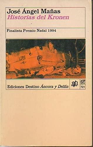 9788423323517: Historia Del Kronen (Colección Ancora y delfín) (Spanish Edition)