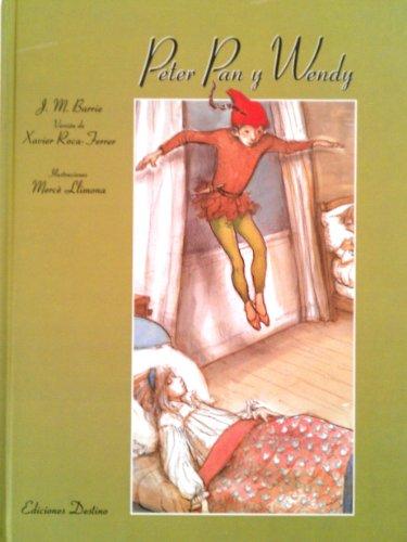 9788423323944: Peter Pan Y Wendy