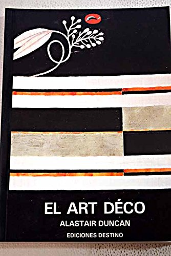 9788423324361: El Art Deco (Spanish Edition)