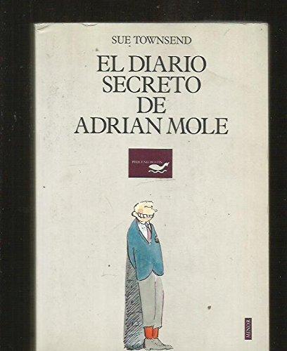 9788423324606: El Diario Secreto De Adrian Mole