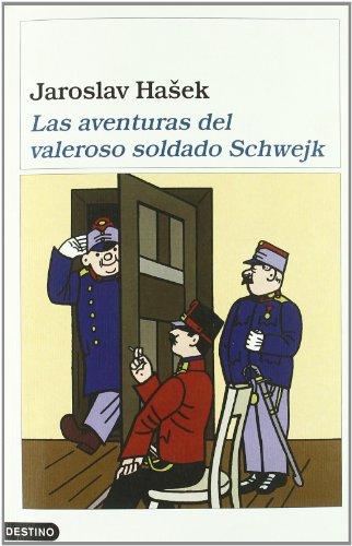 9788423325078: Las aventuras del valeroso soldado Schwejk