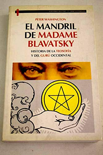 9788423325894: El mandril de madame blavatsky