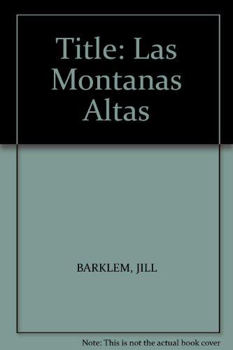 9788423327607: Las Montanas Altas