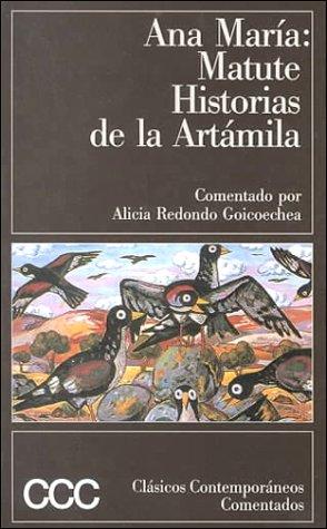 9788423328673: Historias de la Artamila....CCC (Clásicos Contemporáneos comentados)
