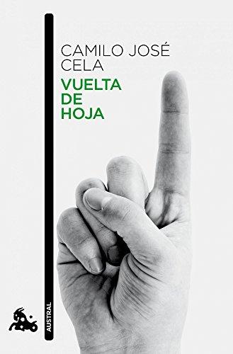 9788423329359: Vuelta de hoja (Spanish Edition)