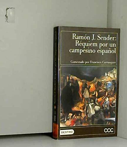 9788423329458: Requiem Por UN Campesino Espanol (Spanish Edition)