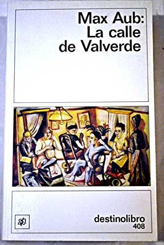 9788423329762: La calle de Valverde