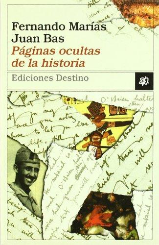 9788423329854: Páginas ocultas de la historia (Ancora Y Delfin)
