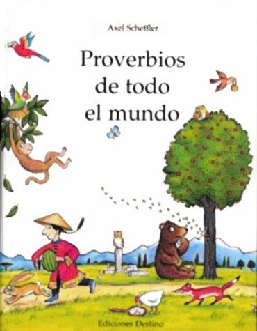 9788423329885: Proverbios de todo el mundo