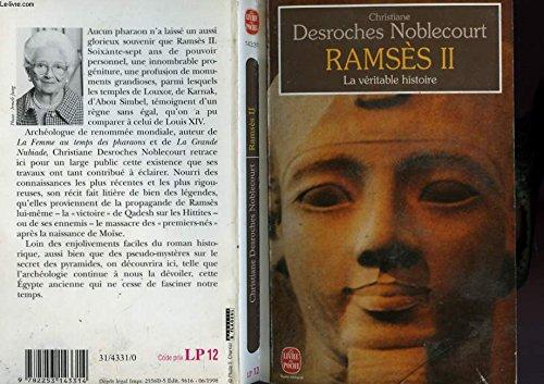 9788423330324: Ramsés Ii. La Verdaera Historia