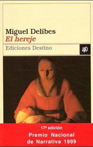 9788423330362: El Hereje (Coleccion Ancora y Delfin) (Spanish Edition)