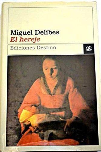 9788423330553: (kart) hereje, el (Ancora Y Delfin)