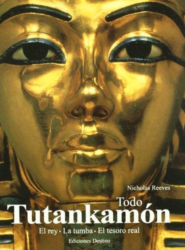 9788423331246: TODO TUTANKAMON