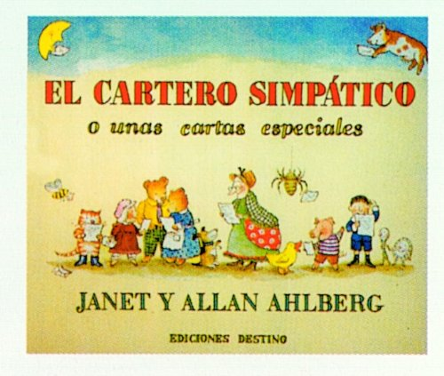 El cartero simpatico (Spanish Edition): Allan and Janet