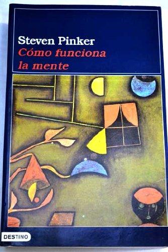 9788423332694: Como Funciona LA Mente (Spanish Edition)