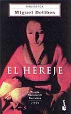 9788423333219: El hereje (Booket Logista)