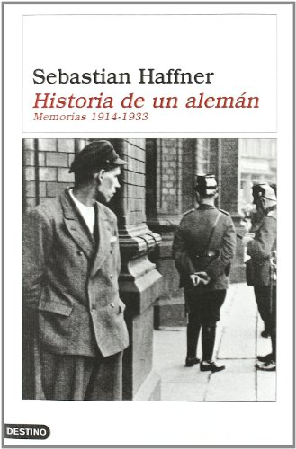 9788423333431: Historia de un alemán (Áncora & Delfin)