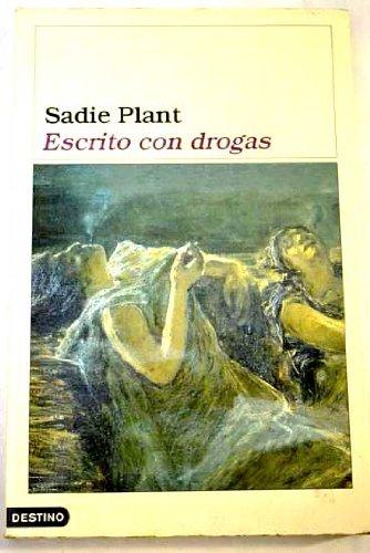 9788423333462: Escrito con drogas/ Written with drugs (Spanish Edition)
